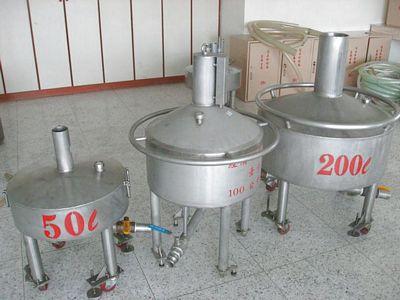 50L、100L及200標準量槽(廠牌:欣原)