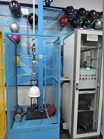 單軌式衝擊吸收試驗機(產業頭盔用)